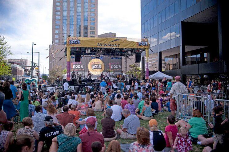 Denver Day of Rock 2016 | The Denver Ear