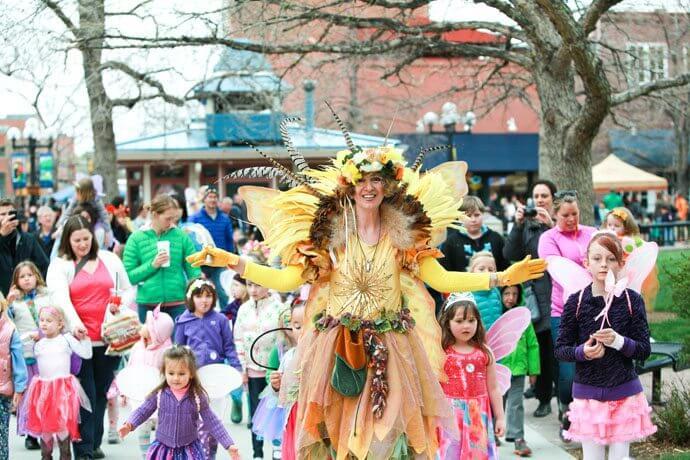 Tulip Fairy & Elf Festival 2017 | The Denver Ear