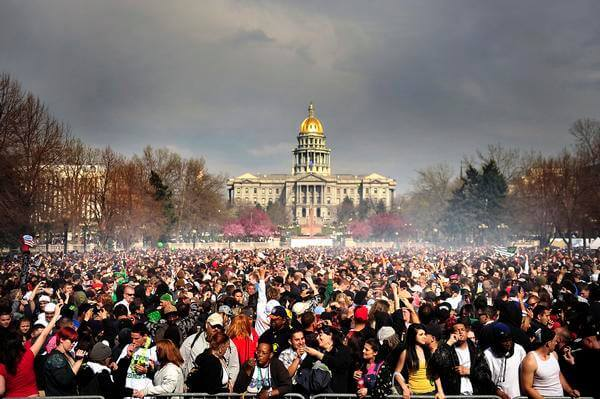 Capitol Hill Cannabis Activists Assembly | The Denver Ear