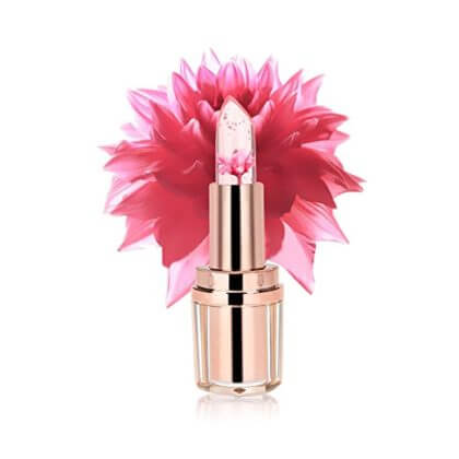 PrettyDiva Jelly Flower Lipstick | The Denver Ear