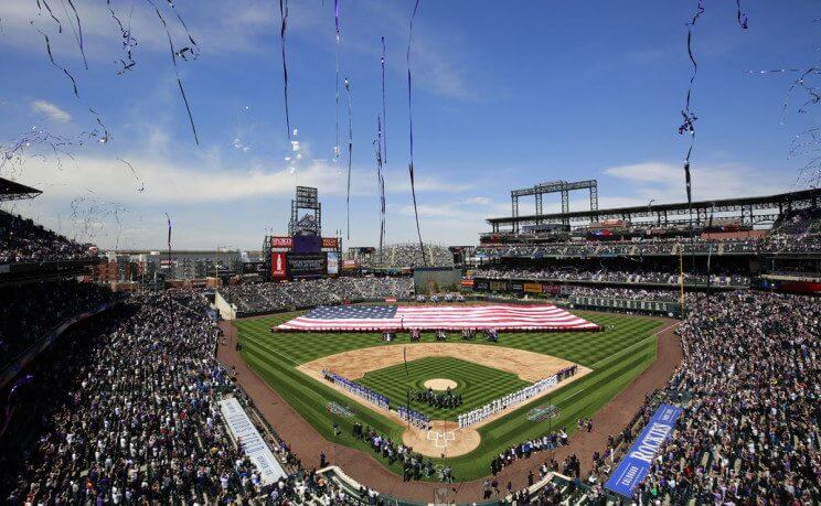 Rockies Opening Day 2016 | The Denver Ear