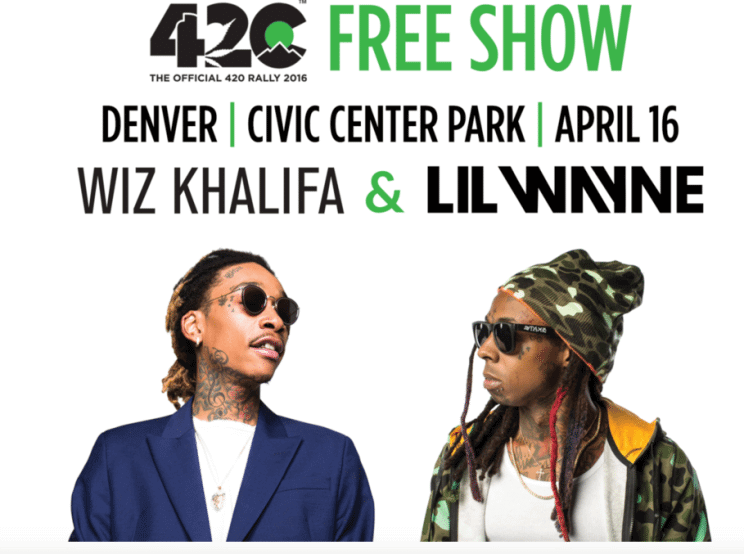 The Denver Annual 420 Rally 2016 | The Denver Ear