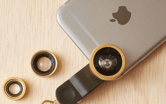 Mobile Lens Kit | The Denver Ear