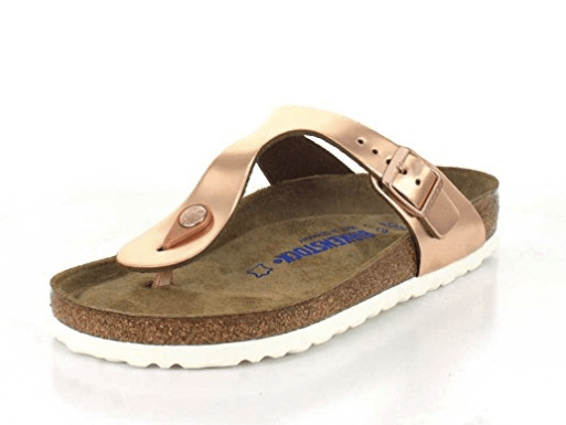 Birkenstock Womens Gizeh Soft Footbed | The Denver Ear