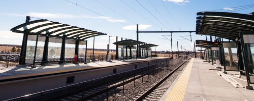 40th Ave. & Airport Blvd Station | The Denver Ear