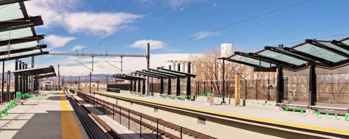 40th & Colorado Station | The Denver Ear