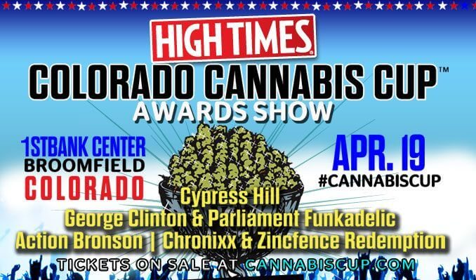 High Times Cannabis Cup Awards Show & Concerts 2016 | The Denver Ear