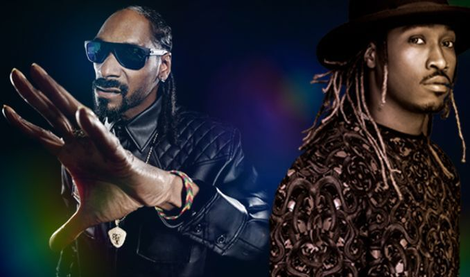 KS 107.5 Snoop Dogg, Future & Friends - 3rd Annual MERRY JANE Wellness Retreat | The Denver Ear