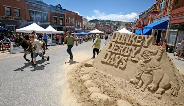 Donkey Derby Days at Cripple Creek | The Denver Ear