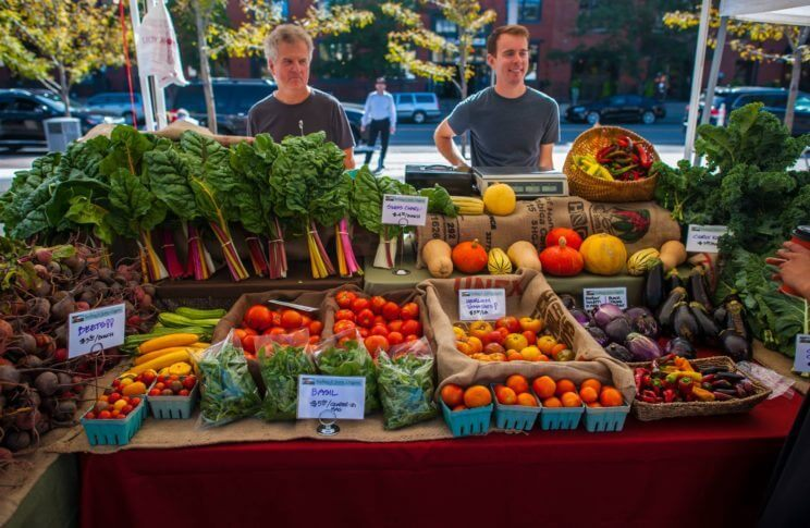 Union Station Farmers Market | The Denver Ear