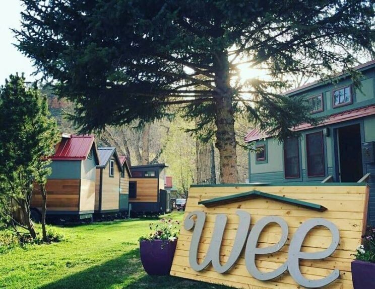 WeeCasa - Tiny Homes in Lyons | The Denver Ear