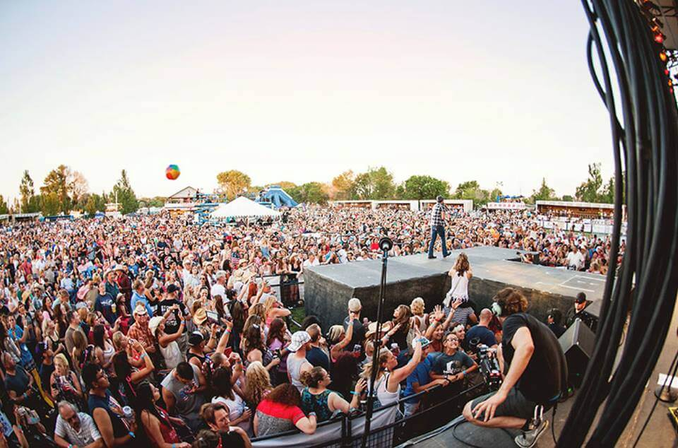 Bands In the Backyard - Colorado Summer Music Festivals 2016 The Denver Ear