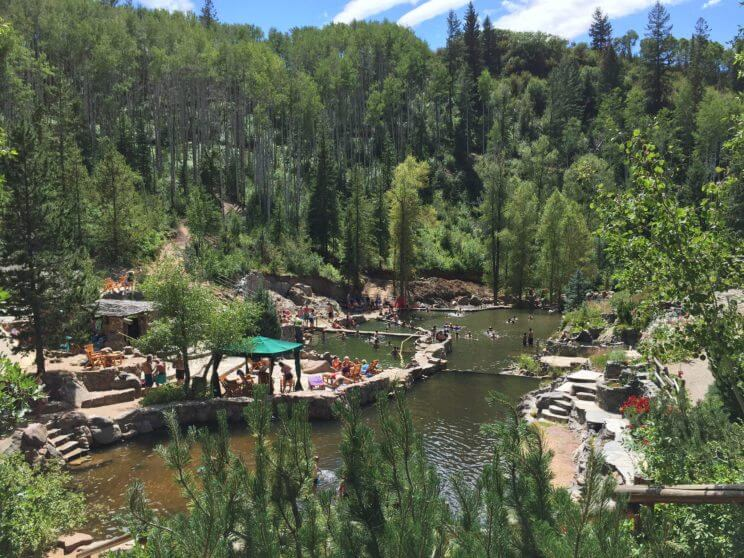 Strawberry Hot Springs Colorado | The Denver Ear