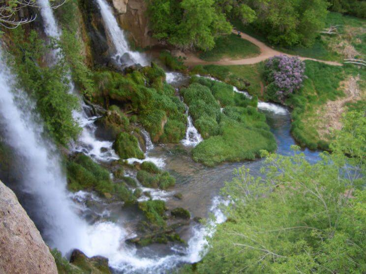 Rifle Falls State Park | The Denver Ear