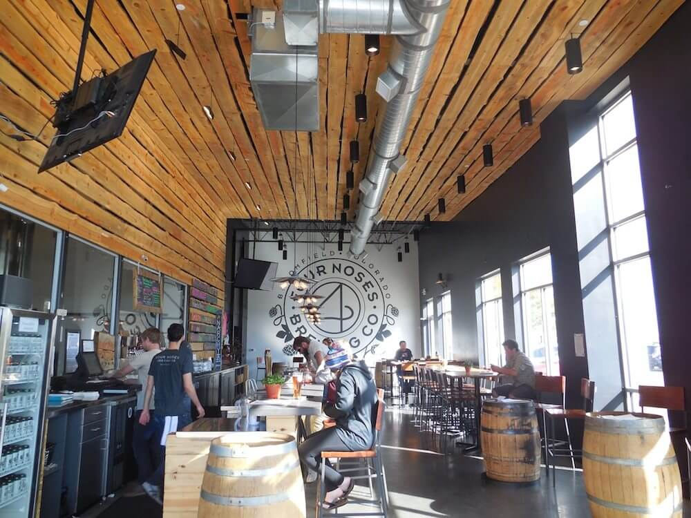 4 Noses Brewing Company | The Denver Ear