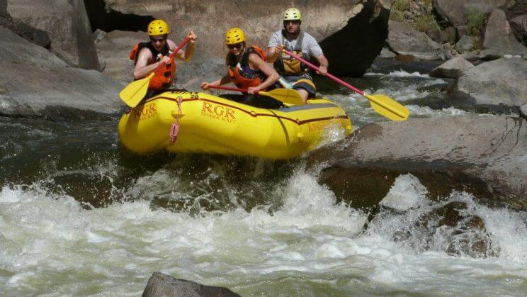 White River Rafting Colorado | The Denver Ear