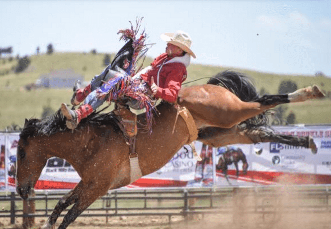 Top of the World Rodeo at Cripple Creek | The Denver Ear