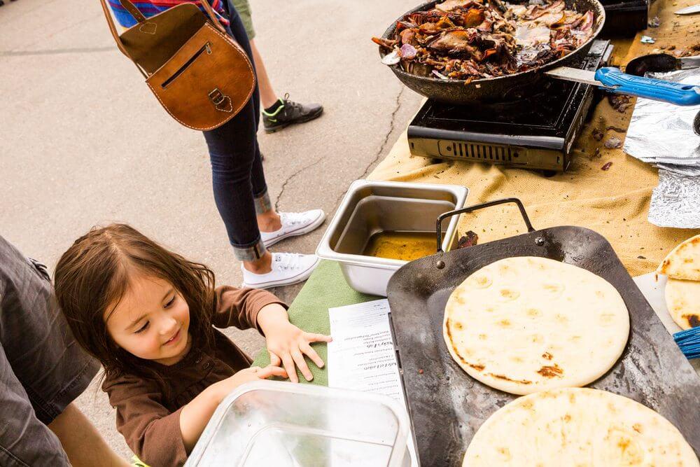 FOODIES Festival Outdoor Markets | The Denver Ear