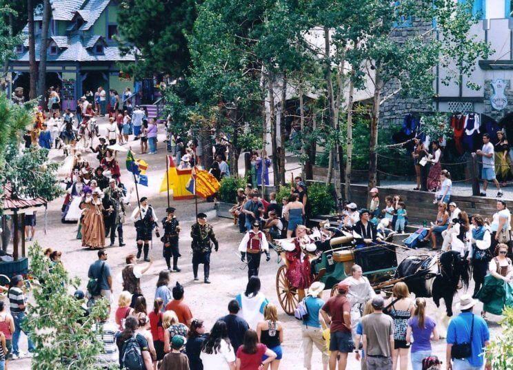 Colorado Renaissance Festival | The Denver Ear