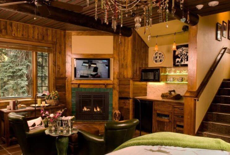 Elegant Highland Haven Creekside Inn The Denver Ear