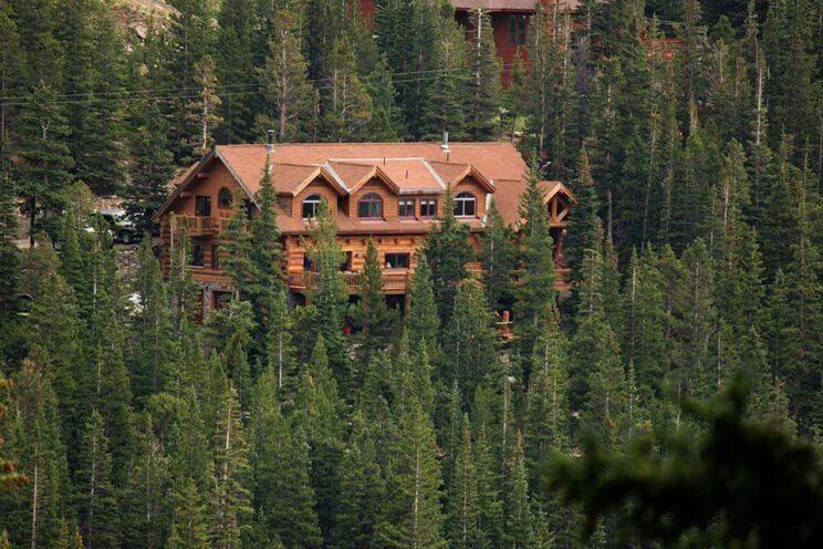 Vintage The Silver Lake Lodge The Denver Ear
