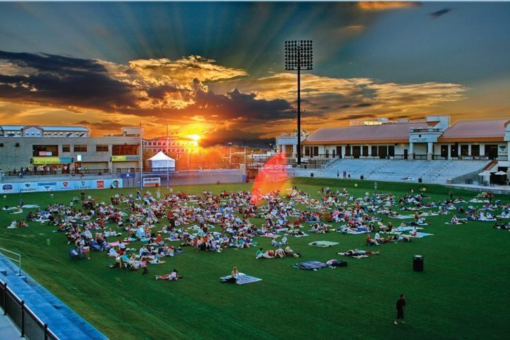 Monday Movie Madness   Infinity Park at Glendale   The Denver Ear