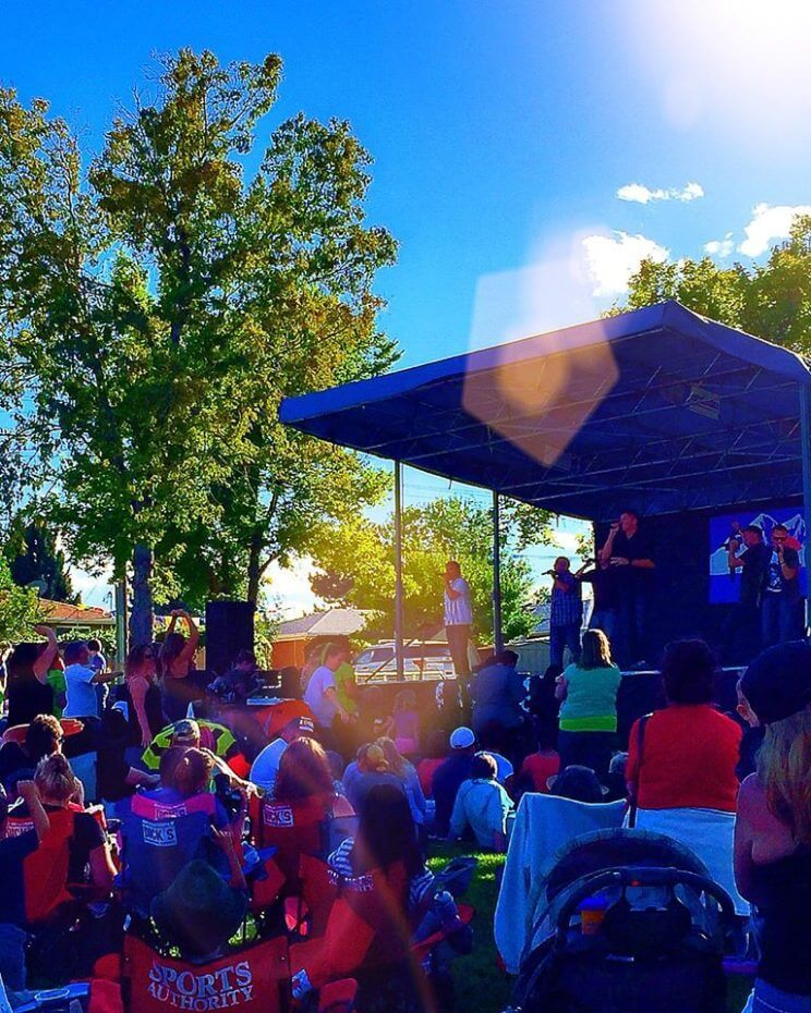 Wednesdays on the Waterfront by City & County of Broomfield | The Denver Ear