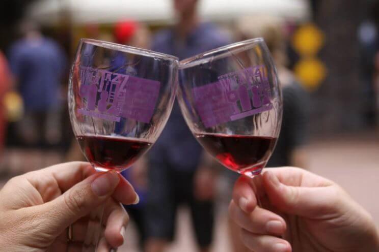 Keystone's Wine & Jazz Festival | The Denver Ear