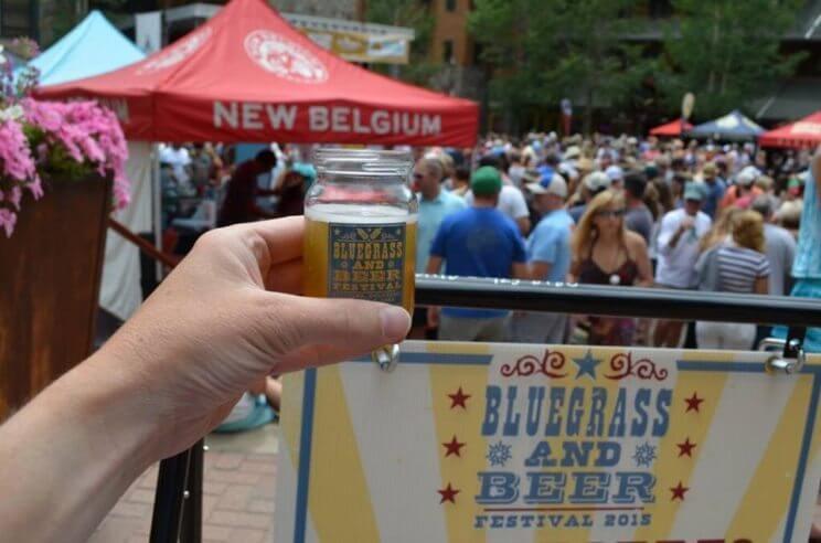 Keystone's Bluegrass & Beer Festival | The Denver Ear