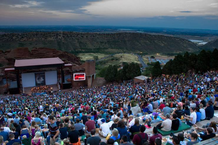 Film on the Rocks | Red Rocks Amphitheatre | The Denver Ear