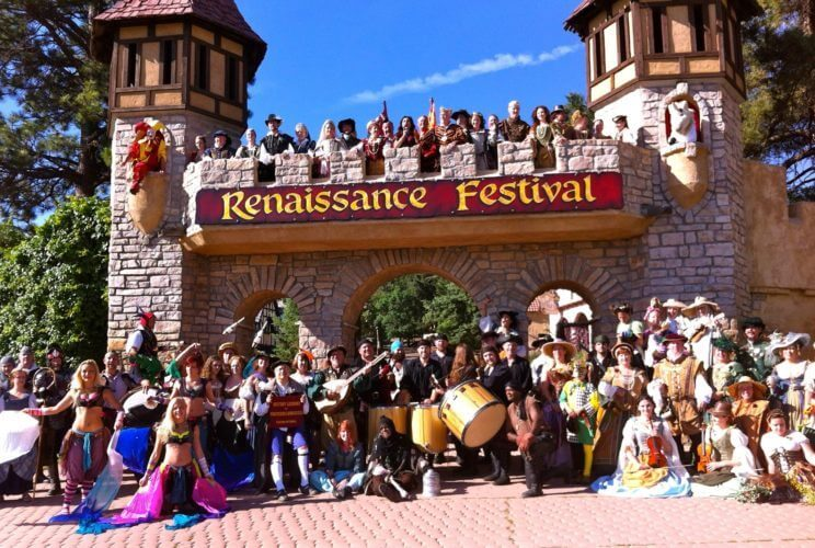 Colorado Renaissance Festival 2016 | The Denver Ear