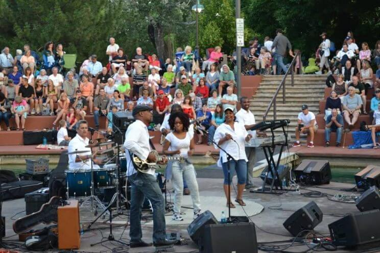 Green Valley Ranch Concert Series| The Denver Ear