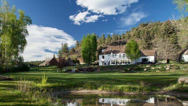 Antlers on the Creek Bed & Breakfast | The Denver Ear