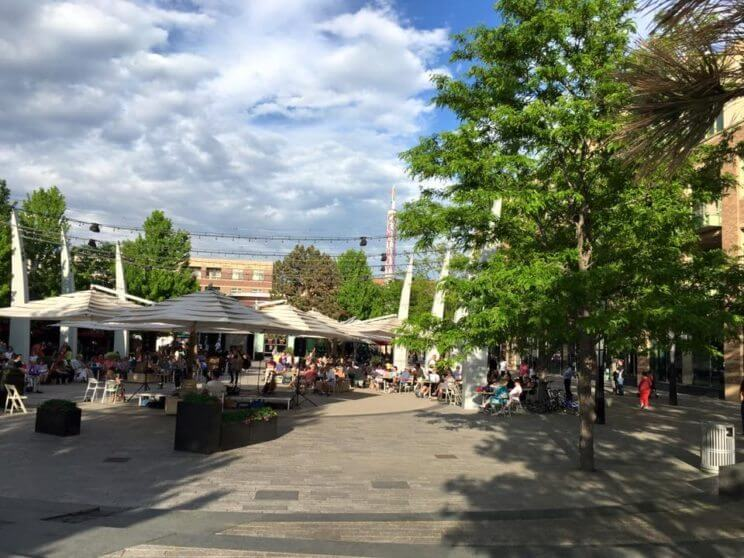 Music on the Plaza at Belmar | The Denver Ear