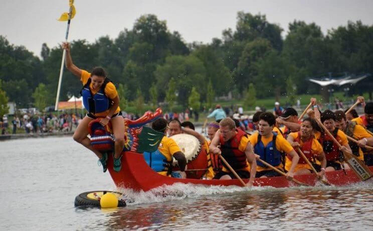 Colorado Dragon Boat Festival | The Denver Ear