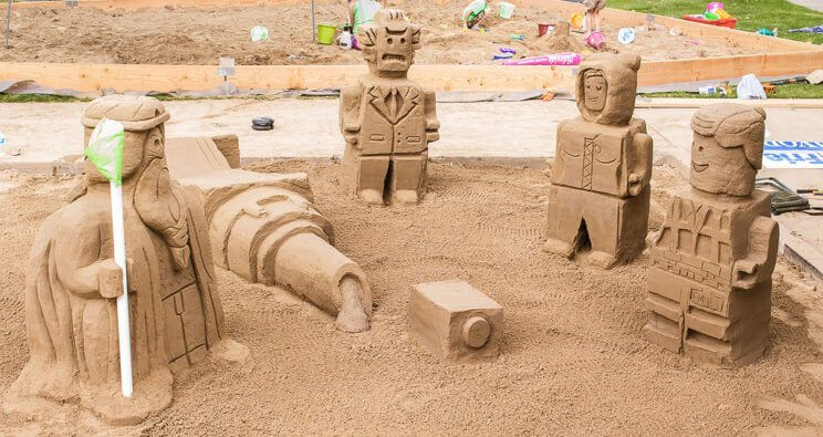 Sand in the City | The Denver Ear