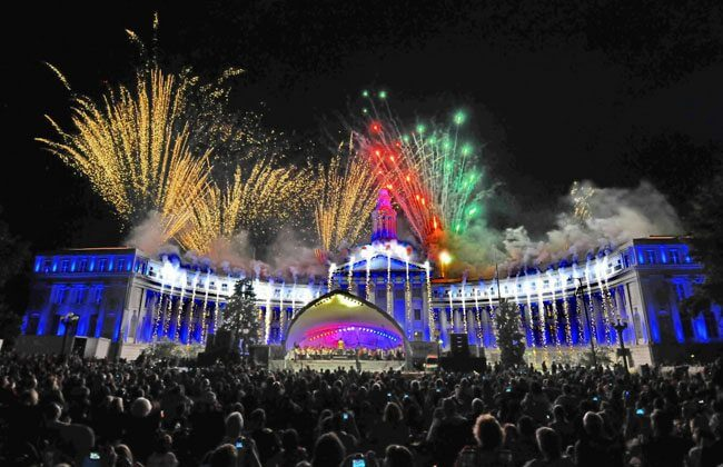 Independence Eve at Civic Center Park | The Denver Ear