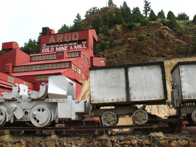 Argo Gold Mine & Mill | The Denver Ear