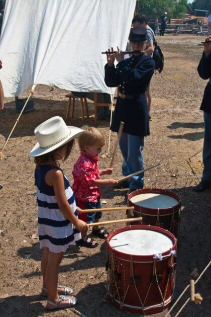 Independence Celebration at Four Mile Historic Park | The Denver Ear