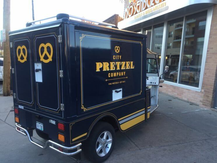 City Pretzel | The Denver Ear