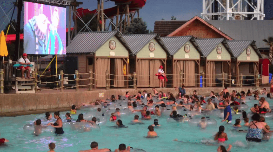 Dive-In Movies at Elitch Gardens Theme & Water Park | The Denver Ear