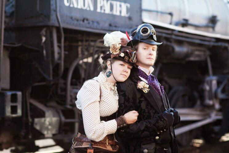 Steampunk at the Station | The Denver Ear