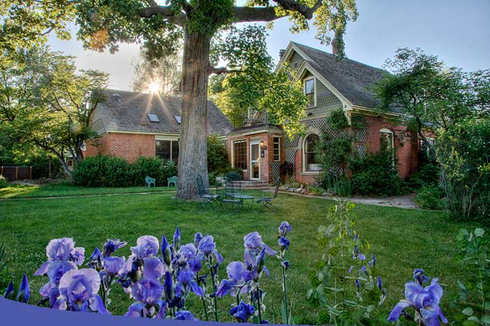 Awesome Briar Rose Bed and Breakfast The Denver Ear