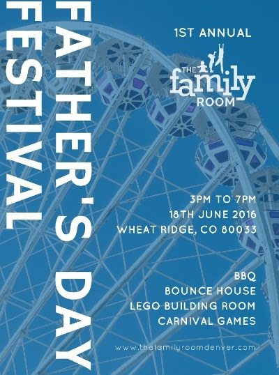Family Room's Father's Day Festival | The Denver Ear