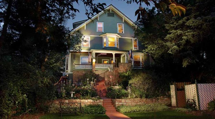 Beautiful Avenue Hotel Bed and Breakfast The Denver Ear
