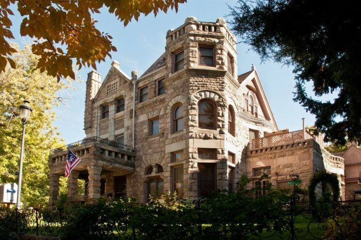Castle Marne Bed & Breakfast | The Denver Ear