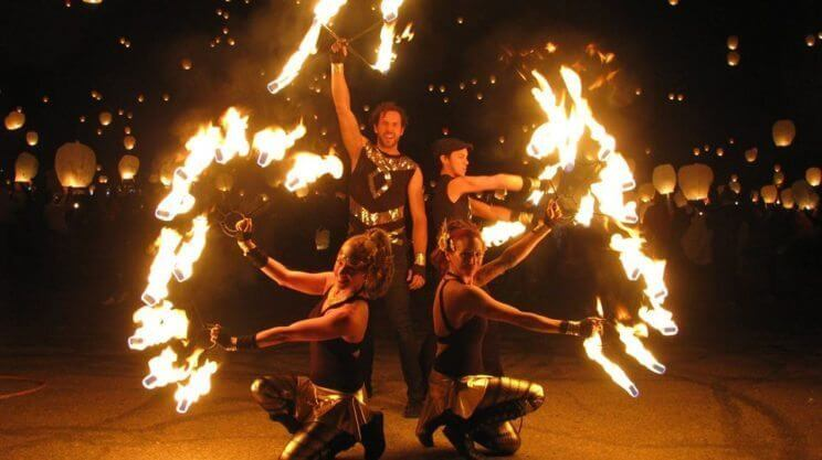 105th Meridian Buskerfest at Union Station | The Denver Ear