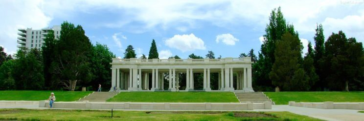 Cheesman Park | The Denver Ear