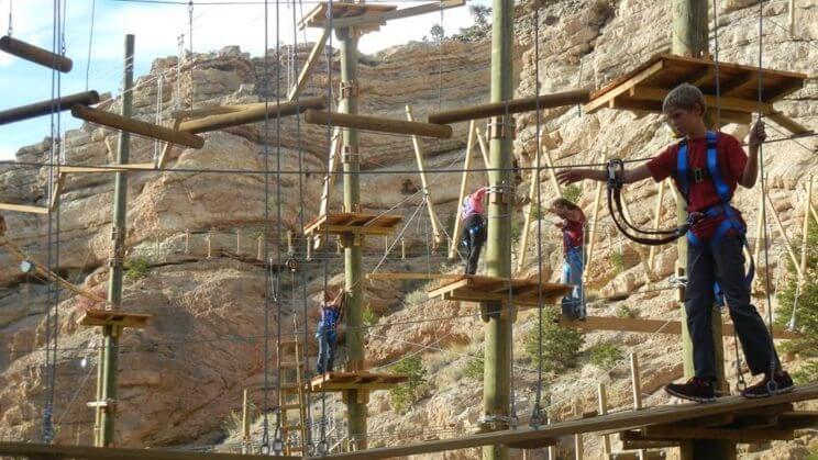 Captain Zipline Aerial Adventure Park | The Denver Ear
