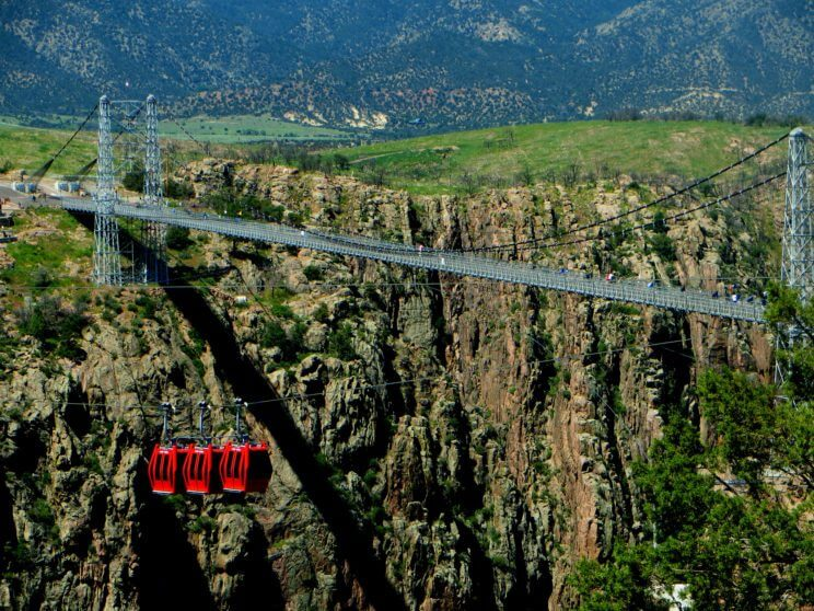 Royal Gorge Bridge & Park | The Denver Ear